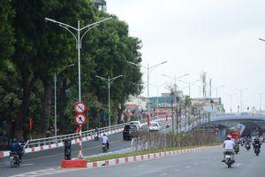 Giảm ùn tắc giao thông trên trục đường vào trung tâm Thủ đô