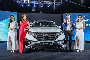 Xe Toyota Rush mới 'sang chảnh' hơn, giá từ 520 triệu đồng