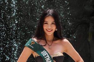 Nguyễn Phương Khánh đoạt giải Bạc phần thi bikini nhờ điều này