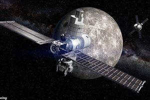 Airbus phát triển 'tiền đồn' ngoài không gian cho Châu Âu