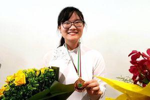 Tấm huy chương Olympic không phải là đích đến cuối cùng