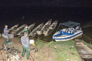 Chốt gác đêm trên sông Sê Pôn