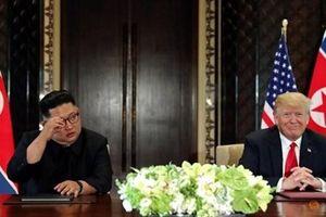 Cuộc gặp thượng đỉnh Mỹ-Triều có thể bị dời tới năm sau