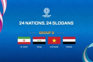 Chọn khẩu hiệu cho tuyển VN tại Asian Cup 2019
