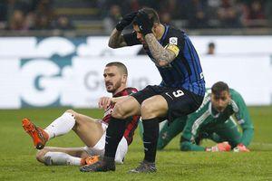 Inter - AC Milan (1 giờ 30 ngày 22.10): Derby của những kẻ thăng tiến