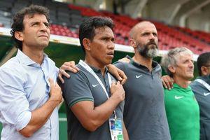 Indonesia bất ngờ thay HLV trưởng trước thềm AFF Cup 2018