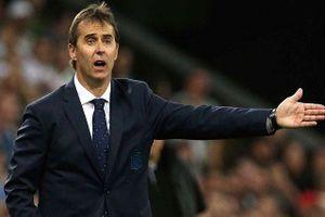 HLV Real nói gì về nguy cơ bị sa thải sau trận thua Levante?