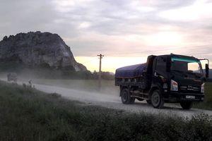 Nghệ An: Dân bất bình khi phải sống chung với bụi vì mỏ khai thác đá