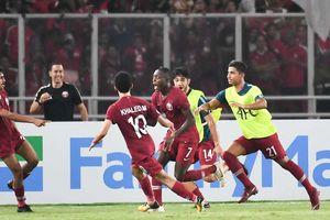 U19 Indonesia thua U19 Qatar sau trận cầu điên rồ với 11 bàn thắng