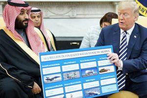 Chiến tranh kinh tế Saudi Arabia - Mỹ đang chuẩn bị bắt đầu?