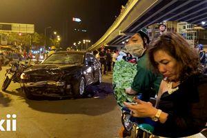 Vụ xe BMW gây tai nạn liên hoàn: Nữ tài xế có nồng độ cồn gấp 4 lần so với quy định
