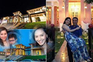 Choáng với nơi ở của những cô vợ đại gia của sao nam Việt