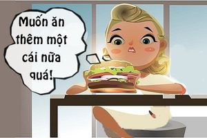 Sáng cười: Bỗng nhiên có chị gái sinh đôi chỉ vì quá tham ăn