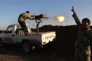 Khủng bố đưa vũ khí hạng nặng tới Hama và Idlib, liều lĩnh bắn phá căn cứ quân đội Syria