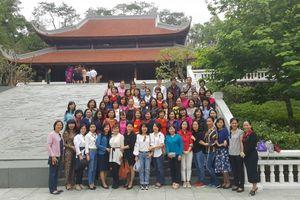 Sinh hoạt CLB Nữ công Công đoàn Viên chức Thành phố Hà Nội kỳ II năm 2018