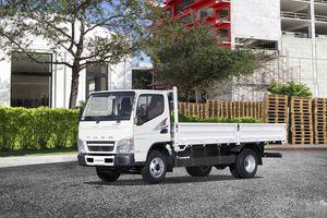 Mitsubishi Fuso Canter – Euro 4: Xe tải chất lượng hàng đầu Nhật Bản lần đầu tiên được phân phối bởi Thaco