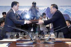 Hai miền Triều Tiên khởi động thỏa thuận về lâm nghiệp và kết nối đường sắt