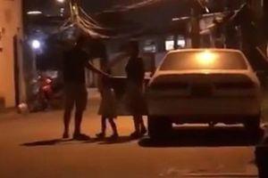 Xác minh xe biển xanh 80B hụ còi chạy bạt mạng phố Sài Gòn