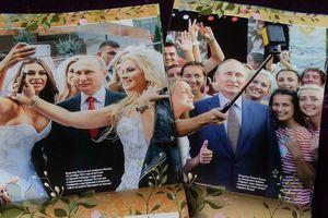 Hình ảnh 'vạn người mê' của Tổng thống Nga Vladimir Putin trong bộ lịch 2019