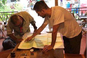 Tìm kiếm MH370 trong rừng rậm Campuchia: Nguy hiểm rình rập