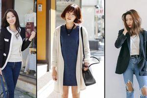 4 kiểu áo khoác vừa xinh lại cá tính cho nàng tha hồ 'biến hóa'