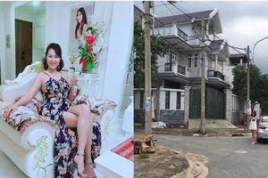Phi Thanh Vân hé lộ hình ảnh đầu tiên về cung điện xây tặng con trai và bố mẹ yêu