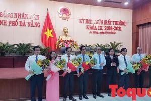 Đà Nẵng: Bầu, bổ nhiệm nhiều chức danh chủ chốt