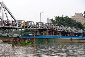 TP.HCM: Sắp tháo dỡ cầu Phú Long hơn 100 năm tuổi