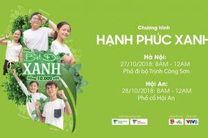 Nhóc tỳ nhí nhà MC Phan Anh, ca sỹ Hoàng Bách, diễn viên Huy Khánh sẽ tham gia 'Ngày hội Trồng cây hạnh phúc xanh'