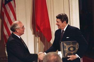 Nhìn lại 30 năm hiệp ước hạt nhân Mỹ-Liên Xô