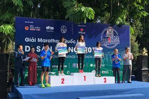 Sôi nổi Giải Marathon quốc tế Di sản Hà Nội 2018