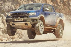 Ford Ranger Raptor sắp ra mắt tại Việt Nam nhưng lại không được bán ở quê nhà