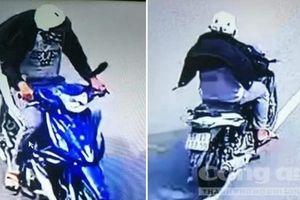 Camera ghi lại hình ảnh nghi phạm giết nữ chủ quán cà phê gây chấn động