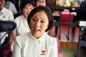 Cận cảnh quy trình rèn giũa các cô giáo tương lai của Triều Tiên
