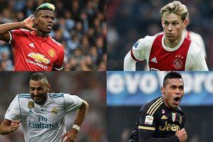 Chuyển nhượng 21/10: MU rộng cửa chiêu mộ sao Juventus