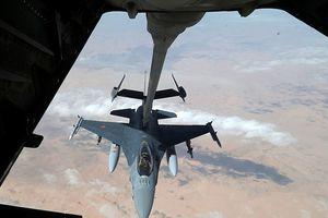 Liên quân không kích tại Deir Ez-Zor (Syria), làm hơn 60 người chết