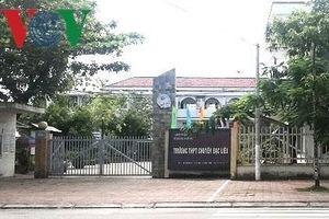 Khởi tố vụ án 'Tham ô tài sản' tại trường THPT chuyên Bạc Liêu
