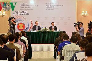 Diễn đàn Kinh tế thế giới ASEAN 2018: Dấu ấn Việt Nam