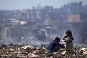 Gần nửa thế giới đang sống với thu nhập dưới 5,5 USD một ngày