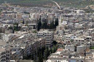 Syria: Nổ lớn ở Idlib, 4 người thiệt mạng