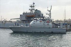 Italy hỗ trợ Libya ở Địa Trung Hải