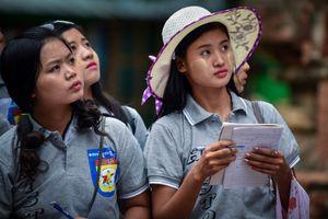 Tháng 10 tươi đẹp ở Myanmar