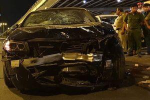 Vụ nữ tài xế BMW gây tai nạn ở Sài Gòn: Hai người chấn thương sọ não