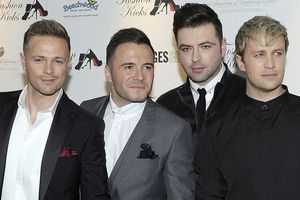 'You Raise Me Up' - Westlife