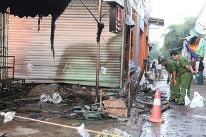 Tiếng kêu cứu vô vọng trong shop hoa bị cháy làm 2 cô gái thiệt mạng
