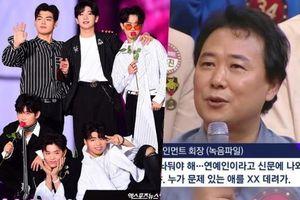 Nhóm nhạc Kpop đâm đơn kiện nhà sản xuất vì tội bạo hành
