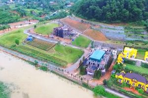Hà Nội: Thanh tra việc quản lý, sử dụng đất tại xã Minh Phú, Minh Trí
