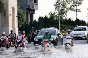 Hà Nội cho phép lắp trạm bơm dã chiến 'cứu' khu đô thị cứ mưa là ngập