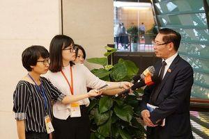 ĐB Quốc hội đồng tình và ủng hộ cao việc giới thiệu Tổng Bí thư Nguyễn Phú Trọng để Quốc hội bầu Chủ tịch nước