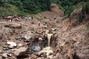 Mưa lũ tại Hà Giang khiến 2 người chết và mất tích